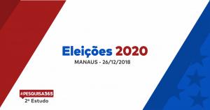 David Almeida é o favorito para prefeito de Manaus